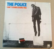 Police 45 And039canand039t Stand Losing Youand039 Blue Marble Looks Unplayed