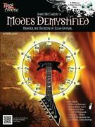 Modes Demystified Master The Secrets Of Lead Guitar [with 2 Dvds] By John Mccar