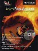 Learn Rock Acoustic Intermediate [with Cdwith Dvd] By John Mccarthy English Pa