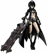 Used Max Factory Figma Black Rock Shooter Tv Animation Ver. Pvc From Japan