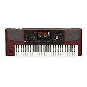 Korg Pa1000 61 Key Professional Arranger Keyboard With Music Stand