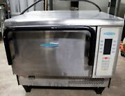 Turbochef Rapid Cook Convection Microwave Oven High Speed Pizza Ngcd6 Tc-01
