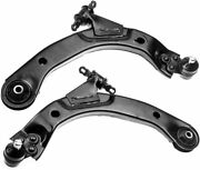 2x Lower Control Arms Ball Joints For 2003-2011 Chevy Hhr Pontiac G5 Pursuit Ion