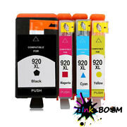Lot Ink Cartridge Replace For Hp 920xl Officejet 6000 6500 Wireless 6500a 7000