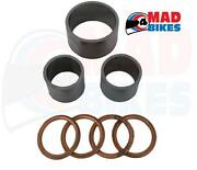 Honda Vfr800 Fi And Vtec 2000 2009 Exhaust Gaskets Seal Rings Set Complete