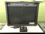 Cool Crate Gx-212+ Guitar Amp 2x12 Local Pick Up Only