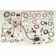 American Autowire Wiring System Falcon 1960-64/comet 1960-65 Kit P/n 510379