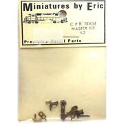Ho Miniatures By Eric K3 -- Canadian Pacific Trainmaster Kit Brass -- Nib