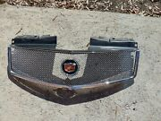 04 05 06 07 Cadillac Cts Front Upper Mesh Grille Grill E+g Classics