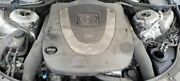 Motor Engine 216 Type Cl550 Fits 09 Mercedes Cl-class 294634