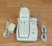 Genuine Bellsouth Mh9008 900mhz Single Line Cordless Telephone Read