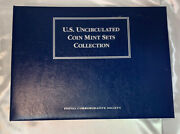 Us Commemorative Society Coin Mint Sets Collection Years 1964 - 2000
