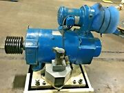 40 Hp Ge Spindle Motor And Encoder 1750/2800 Rpm 240v Arm Amps 150