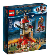 Flash Sale🔥authentic Lego Harry Potter Attack On The Burrow75980with Receipt