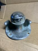 Vintage Steaming Bow Light Jetson Style Combo Chocks