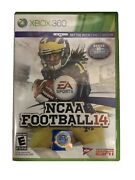 Ncaa Football 14 - Xbox 360 Game - Tested. 10/10 Prestine Condition