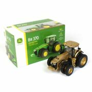 1/64 Chase 2020 Farm Show John Deere 8r 370 W/ Front And Rear Duals 45749-chase