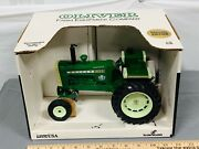 Oliver 1955 Wide Front Tractor 116 Jle Scale Models Nib Nafb Farm Radio Special