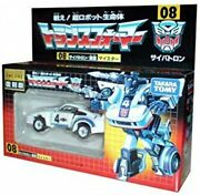 Takara Tomy Transformers Encore 08 Jazz Action Figure From Japan F/s