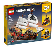 Flash Sale🔥authentic Lego Creator Pirate Ship 31109, New Sealed
