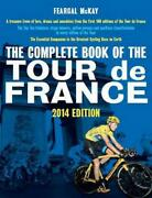 Complete Book Of The Tour De France By Feargal Mckay English Paperback Book Fr