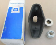 Gm 10112680 Nos Bb Chevy Stamped Steel Long Slot Rocker Arm W/balls And Nut 1pc