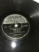 Pat Boone Chains Of Love/friendly Persuasion Rare 78 Rpm Record 10 India Vg+