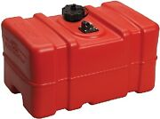 New Rectangular Portable Fuel Tanks- Epa/carb Approved Scepter 8668 12 45l Yes G
