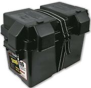 New Noco Snap-top Battery Boxes Noco Hm318bk Fits Group 24-31 14.50l X 7.87w