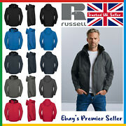 Russell Hydraplus 2000 Jacket Mens Breathable Coat Best Price On Ebay