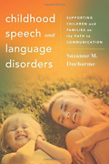 Ducharme Suzanne M.-childhood Speech And Language Disorder Uk Import Hbook New