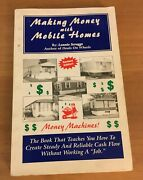 Making Money With Mobile Homes By Lonnie Scruggs Book