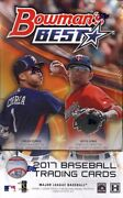 2017 Bowmanand039s Best Baseball Hobby 8 Box Case Blowout Cards
