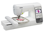 Brother Ns1150e 5x7 Embroidery Machine Usb Threader And Trimmer 138 Designs