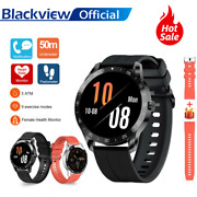 Blackview Smart Watch For Ios Android Phone Bluetooth Waterproof Fitness Tracker