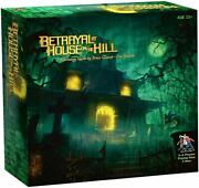 Betrayal At House On The Hill - New