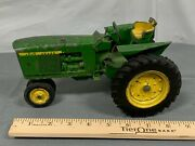 John Deere 3020 4020 Narrow Front 116 Tractor 1960and039s Die-cast Front Rear Rims N