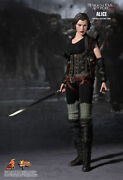 Hot Toys 1/6 Resident Evil Afterlife Biohazard Mms139 Alice Movie Figure