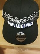 Philadelphia 76ers Sixers  City Sold Out Edition 2021 Snapback Hat New Era