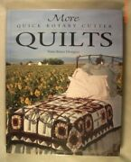 More Quick Rotary Cutter Quilts - Pam Bono Designs - 24 Patterns