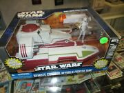 New Star Wars The Clone Wars Remote Control Republic Fighter Tank Vehicle