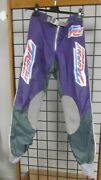 Nos Vintage Mr. Motorcycle Trophy Sport Motocross Vmx Made In Usa Menand039s Pants