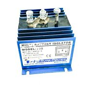 Sure Power 702 Multi Battery Isolator 1 Input 2 Output 170836a 6-50 Volts 70 Amp