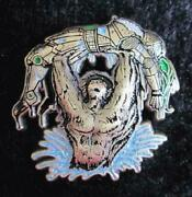 Phish Monster Rose Up 2014 Serlo Pin Collectible Limited Edition