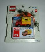 Tomica Tomy Suzuki Carry Mobile Catering Truck 57 Walmart Only Release