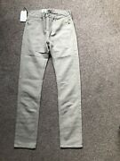 Leviandrsquos Made And Crafted Tack London Fog Denim Jeans W 28 L 32 - New With Labels