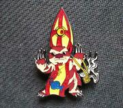 Pope Sloth Phish 2015 Serlo Le100 Pin Music Limited Edition Sooo Outcasty