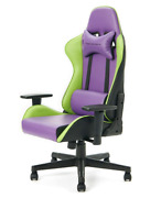 Evangelion Gaming Chair 4 Models-unit1 Nerv Ayanami Unit2 Office Chair Japan