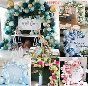 Balloon Garland Arch Kit Baby Shower Birthday Wedding Balloons Party Decorations