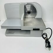 Chef's Choice Premium Electric Food Meat Slicer Model 610